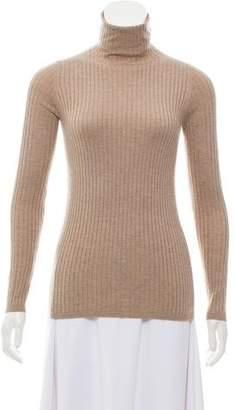 Vince Rib Knit Turtleneck Sweater