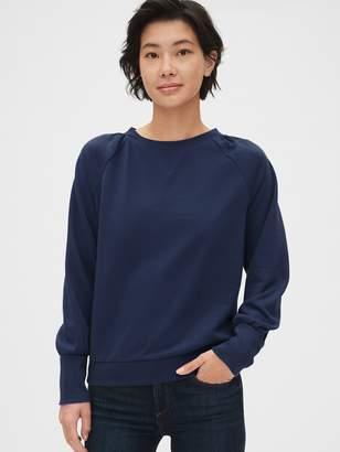 Gap Vintage Soft Puff Sleeve Crewneck Sweatshirt