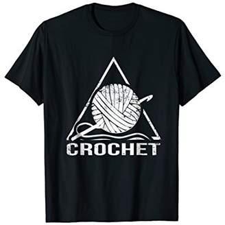 Crochet Triangle tshirt