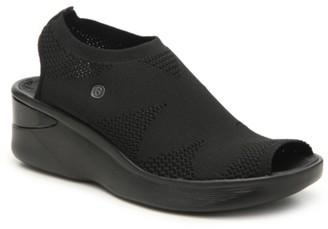Bzees Secret Wedge Sandal