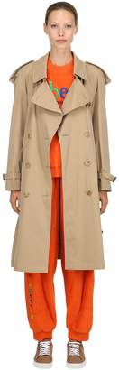 Burberry Rainbow Cotton Trench Coat
