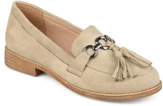 Journee Collection Womens Capri Loafers Pull-on Round Toe
