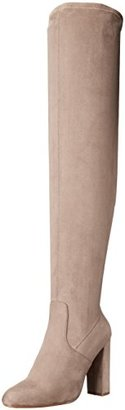 Steve Madden Women's Emotions Over the Knee Boot $99.95 thestylecure.com