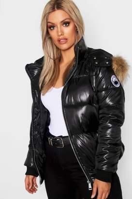 00784af6b6f37 Womens Padded Jackets With Fur Trim - ShopStyle UK