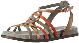 Clarks Agean Art, Women's Wedge Heels Sandals,(40 EU)