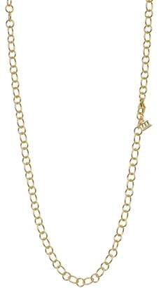 Temple St. Clair 18-Inch Ribbon Chain Necklace
