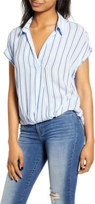 BP Surplice Stripe Shirt