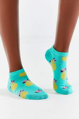 Happy Socks Pineapple Ankle Sock