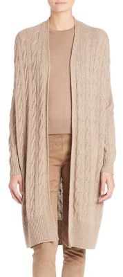 Ralph Lauren Collection Cashmere Cabled Cardigan $1,150 thestylecure.com