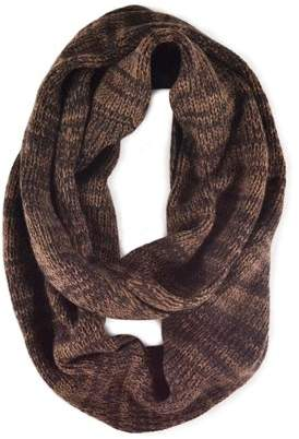 Muk Luks Men's 2 Color Marl Infinity Scarf