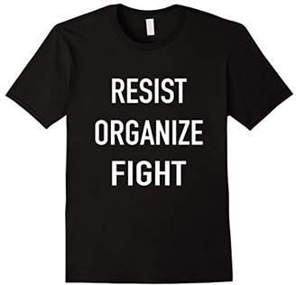 Resist Organize Fight T-Shirt