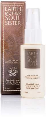 EARTH MOTHER SOUL SISTER - Calendula & Hemp Hand Cream