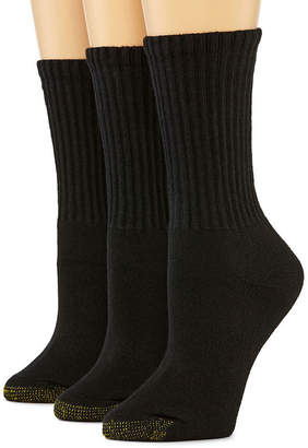 Gold Toe GoldToe 3-pk. Ultra Tec Crew Socks