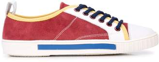 Carven block colour sneakers