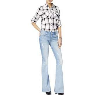 Hudson Women's Mia 5 Midrise Flare 5 Pocket Jean