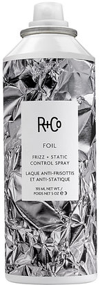 R+Co Women's Foil Frizz & Static Control Spray $27 thestylecure.com