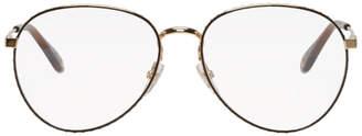 Givenchy Gold GV0071 Optical Glasses