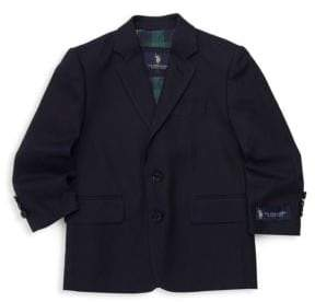 U.S. Polo Assn. Little Boy's & Boy's Classic Sportscoat