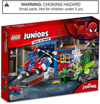 Lego Spider-Man vs. Scorpion Street Showdown 10754