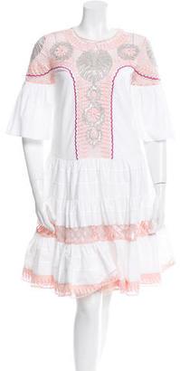 Alice by Temperley Clara Smock Dress w/ Tags $545 thestylecure.com