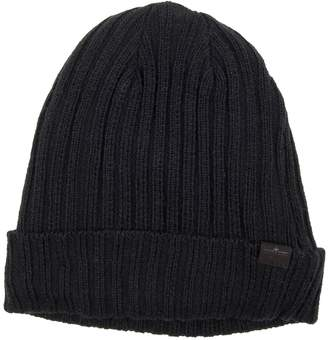 Dockers Men's Sherpa-Lined Ribbed Cuffed Beanie