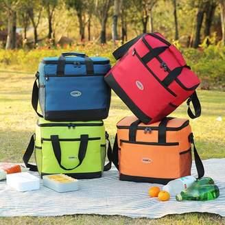 Bestller Insulated Cooler Handbag Waterproof Outdoor Picnic Lunch Storage Bag Carry Case