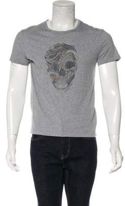 Alexander McQueen Graphic T-Shirt