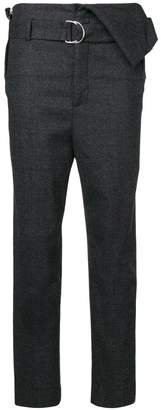 IRO high waisted trousers