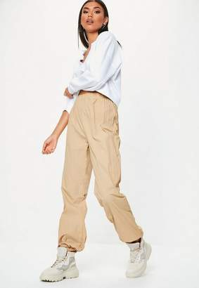 Missguided Sand 80s Joggers