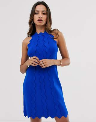Ted Baker Rianori knitted swing dress