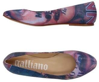 Galliano (ガリアーノ) - ガリアーノ バレエシューズ