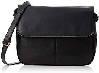 Timberland Women's TB0M5250 Cross-Body Bag Black