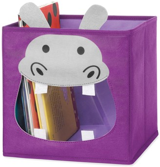 Whitmor Hippo Collapsible Storage Cube