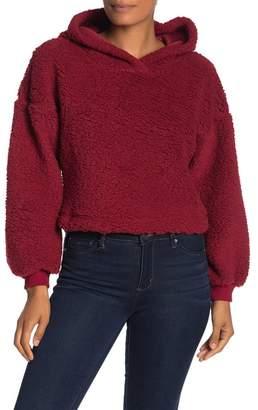 Cotton Emporium Fleece Teddy Pullover Hoodie