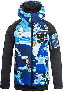 At Ebay Dc New Shoestm Teens 10 K Snow Jacket Winter