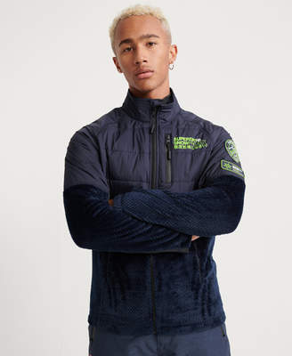 Blizzard Fleece Zip Midlayer Jacket