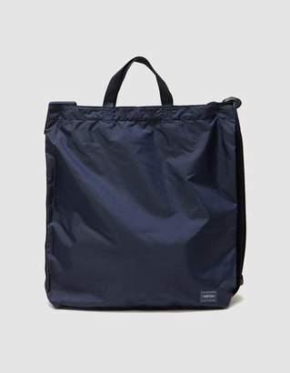 Co Porter Yoshida & Flex 2Way Shoulder Bag in Navy