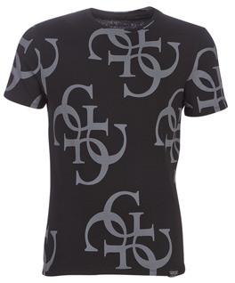 a3a54f5d1a GUESS Black T Shirts For Men - ShopStyle UK