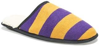 Muk Luks Men's Game Day Scuffs-Purple Slipper
