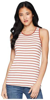 Sanctuary Caris Stripe Twist Tank Top Women's Sleeveless