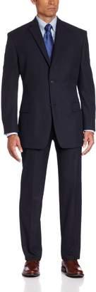 Haggar Men's Big-Tall Herringbone 2 Button Suit Separate Coat