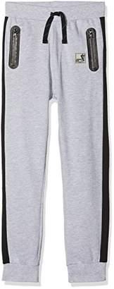 Esprit Boy's RK23006 Trousers, (Light Heather Grey 221)
