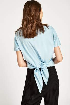 Jack Wills Lorswood Bow Back T-Shirt