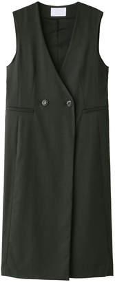 BPQC (ビーピーキューシー) - ビー ピー キュー シー ウォッシャブルストレッチ ジャケットドレス