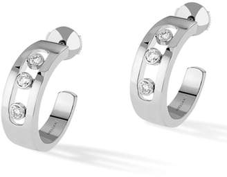 Möve MESSIKA Diamond Hoop Earrings