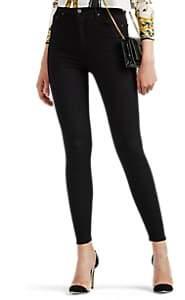 GRLFRND Women's Kendall High-Rise Skinny Jeans - Black
