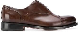 Santoni Oxford lace-up shoes