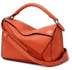 Loewe Puzzle Leather Bag