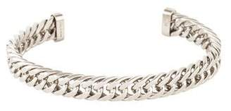 Givenchy Curb Chain Cuff