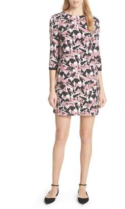 Ted Baker Colour by Numbers Crane Shift Dress